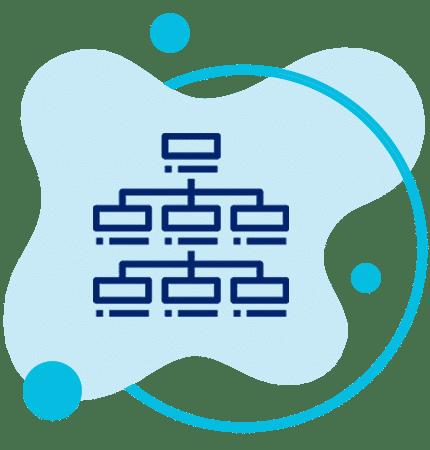 Information Architecture Process Icon