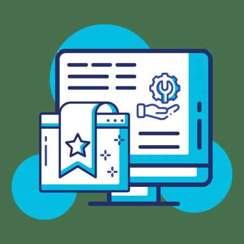 WordPress Care Icon