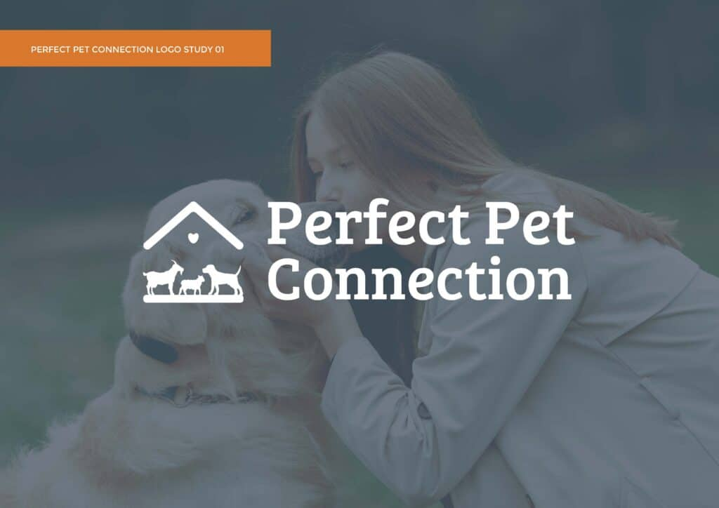Perfect Pet Connection Logo and Brand