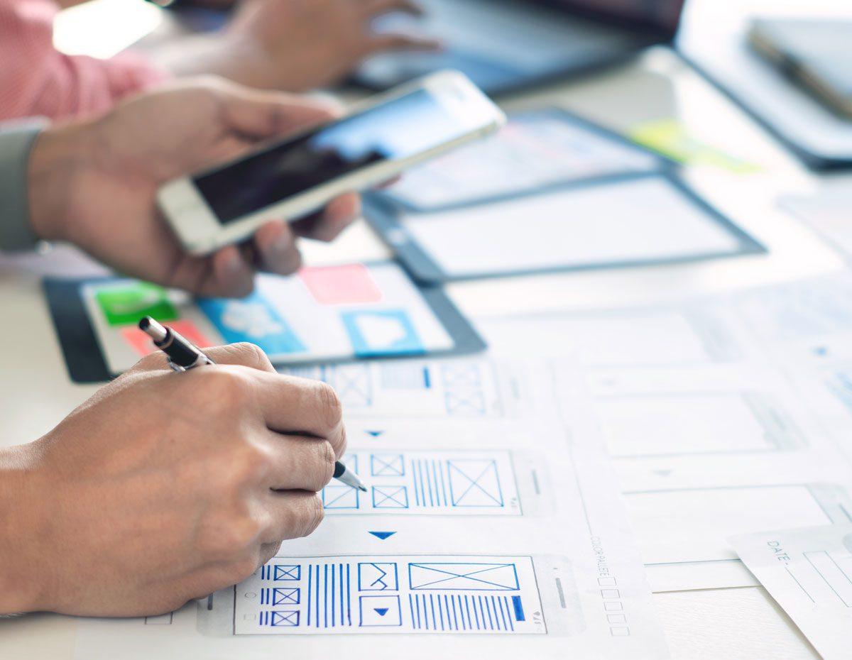 Website planning design and development
